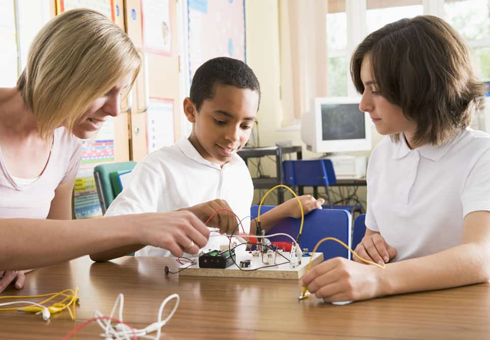 Leap of Faith, Now What? Marrying PBL and Personalized Learning