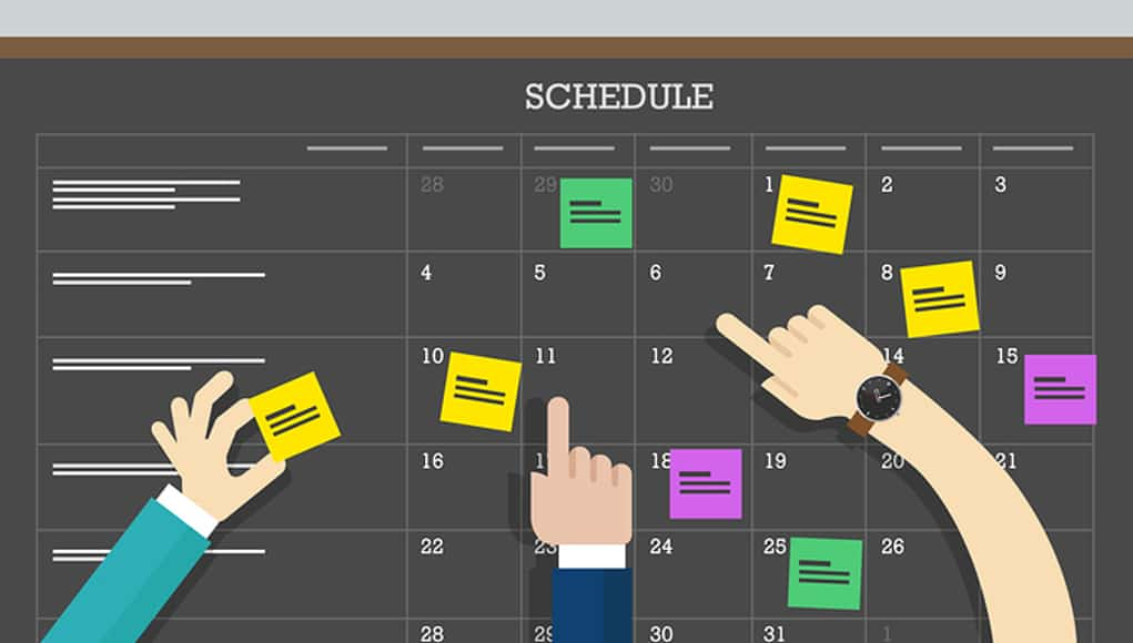 Scheduling For Learning Not Convenience Getting Smart