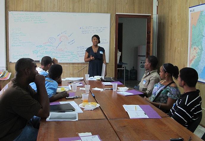 andrea-conducting-leadership-dev-training-1