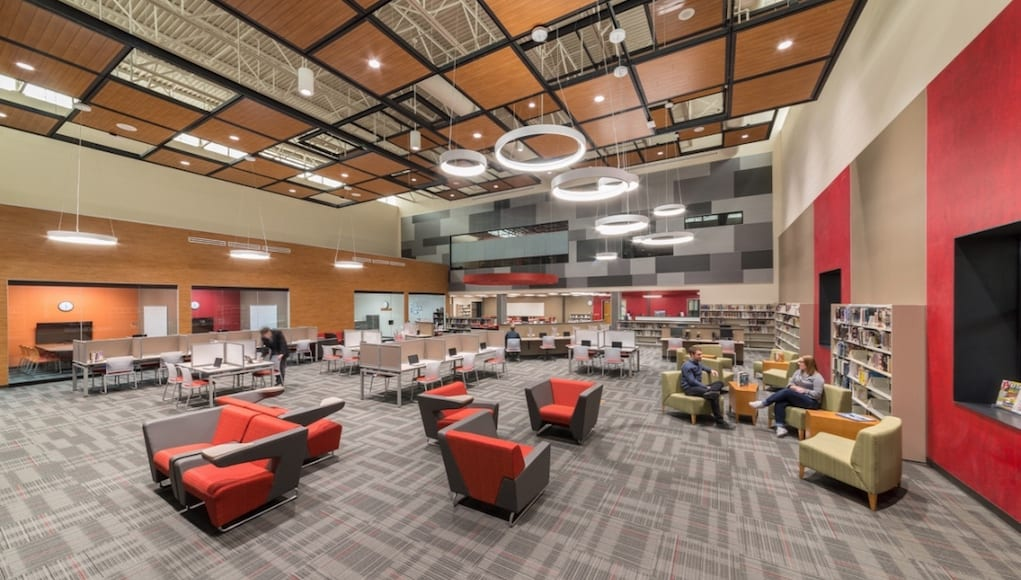 100 middle and high schools worth visiting getting smart - Interior design schools in texas ...