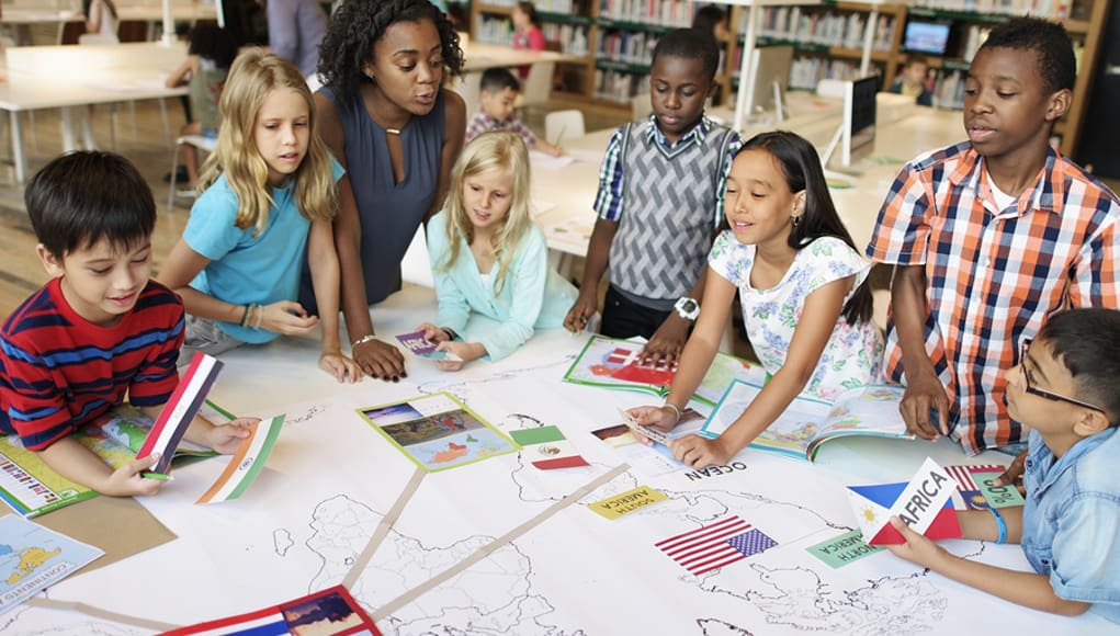 how project based learning helps special needs students collaborate