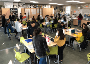 Bulldog Tech, Evergreen School District