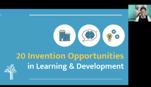 Invention Opportunity Town Hall